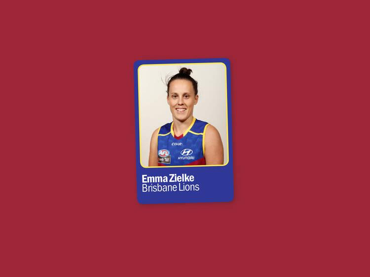 Emma Zielke: Brisbane Lions