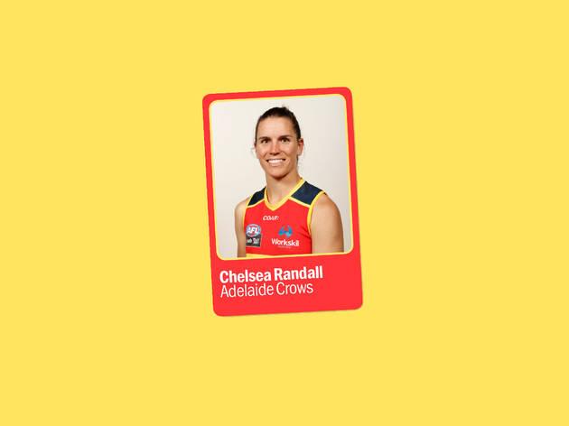 Chelsea Randall: Adelaide Crows
