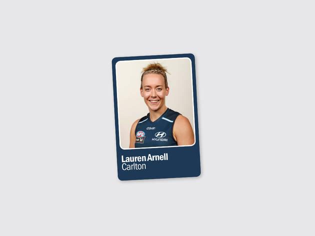 Lauren Arnell: Carlton