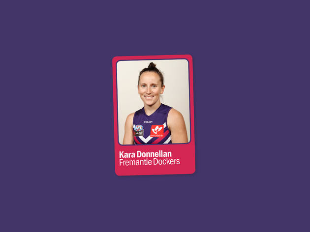 Kara Donnellan: Fremantle Dockers