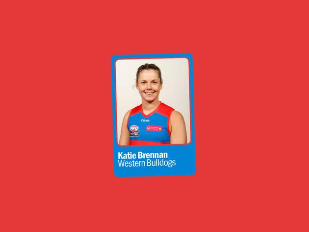 Katie Brennan: Western Bulldogs