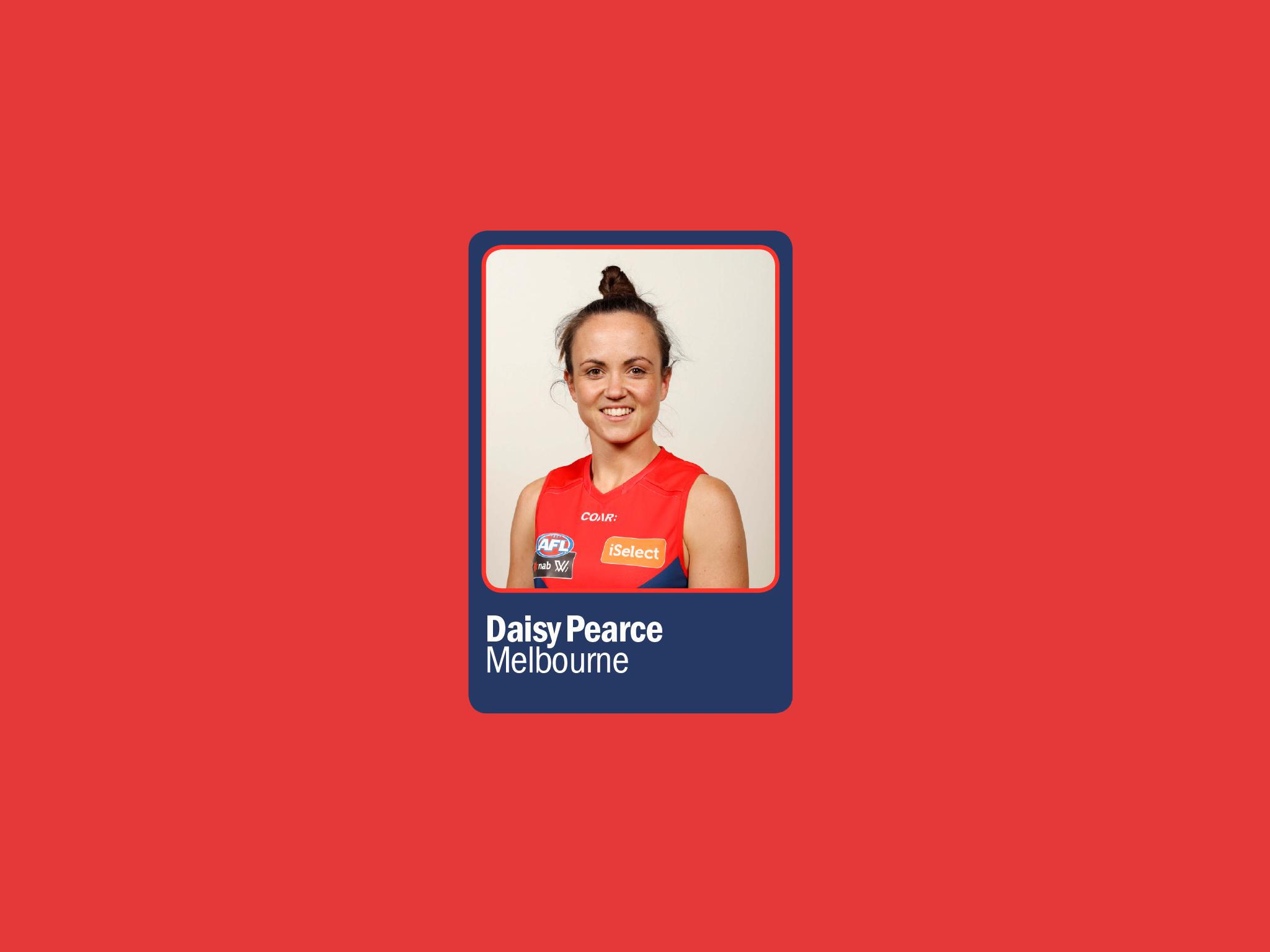 Daisy Pearce: Melbourne