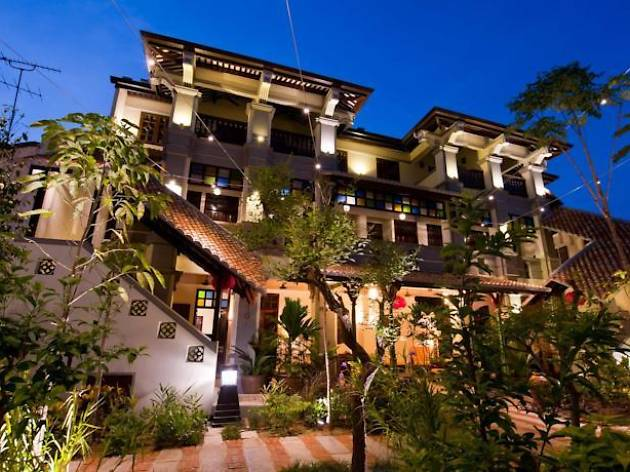 Penang's most stylish hotels