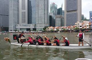 Singapore Dragon Boat Festival 2017