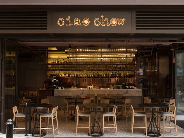 Ciao Chow – Italian Cafeteria