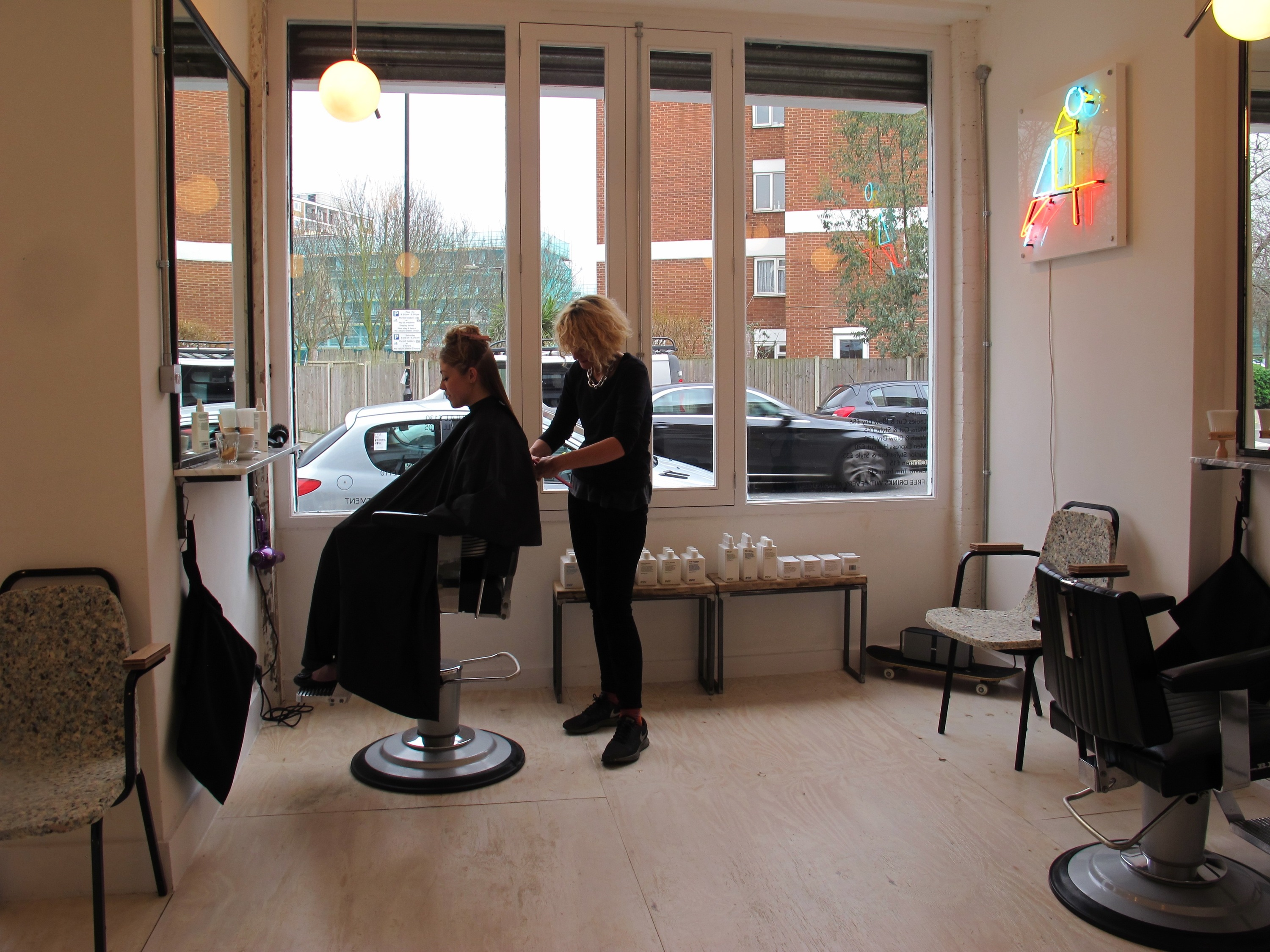 London's best hairdressers - Best hair salons and barbers ...
