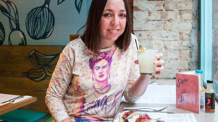 The best of Mexican London: Paola Feregrino