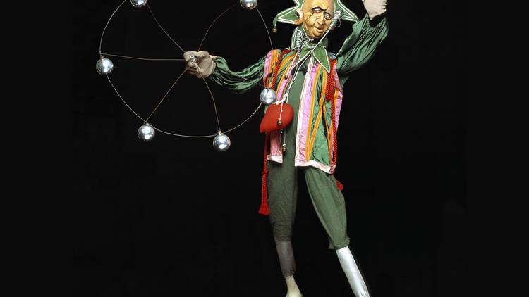 Museu das Marionetas - Barnabé
