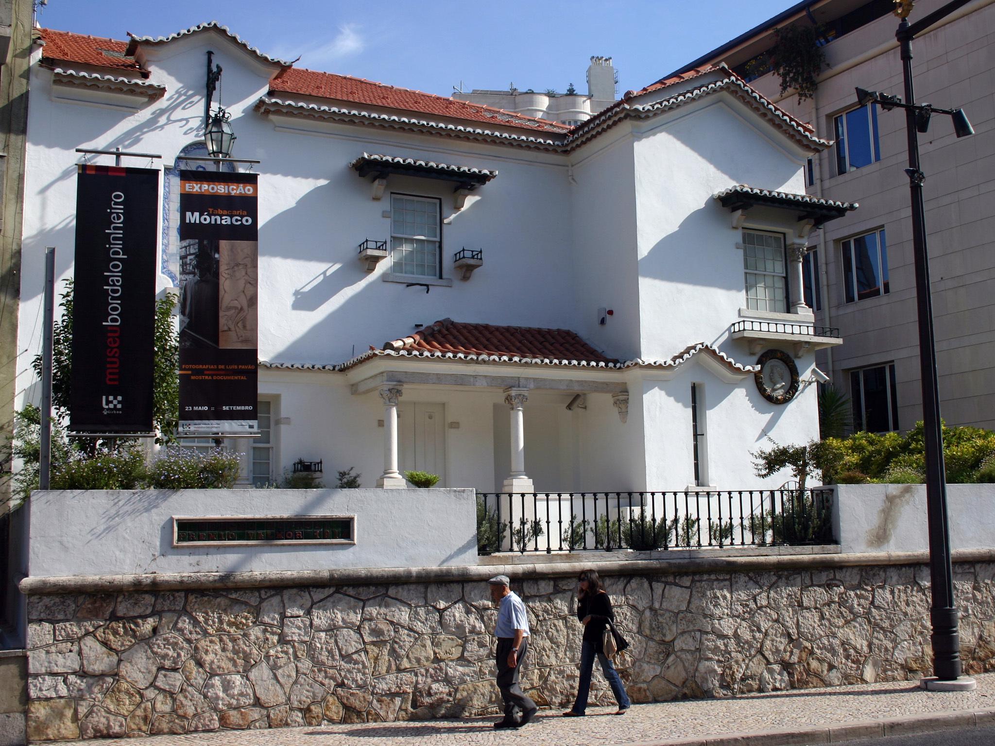 Museu Rafael Bordalo Pinheiro