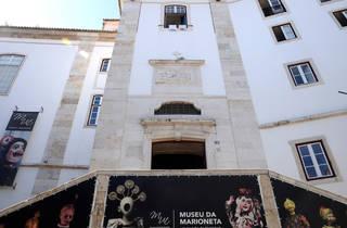 Museu das Marionetas - Fachada