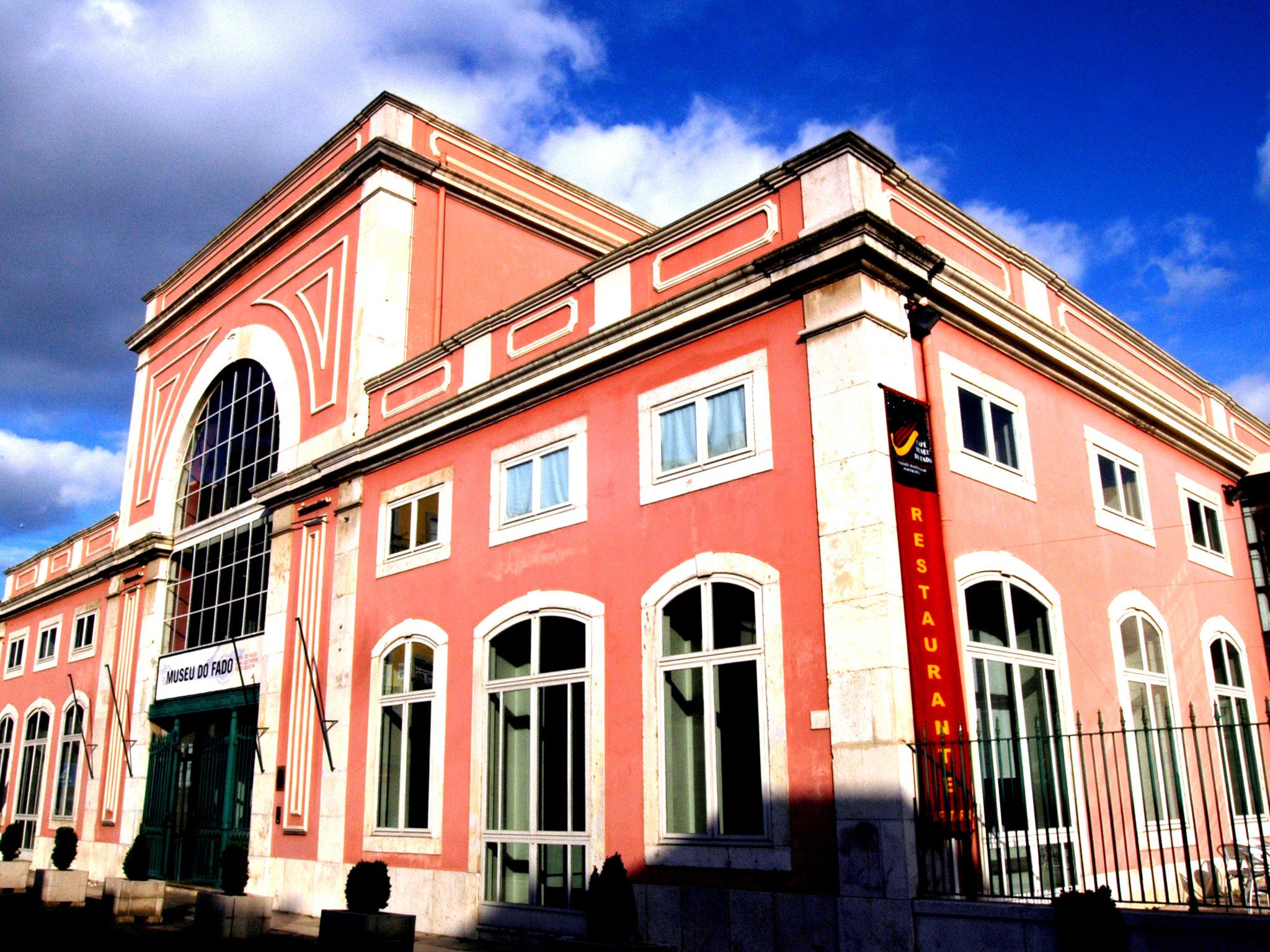 Museu do Fado - Fachada