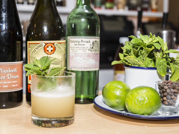 Try our latest cocktail collaboration at Parson's Chicken & Fish