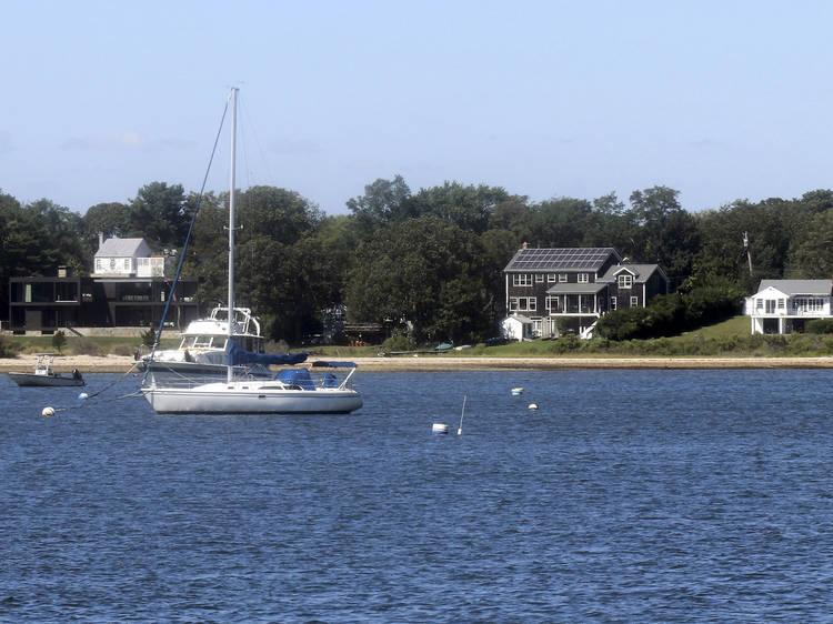 The Hamptons and Sag Harbor