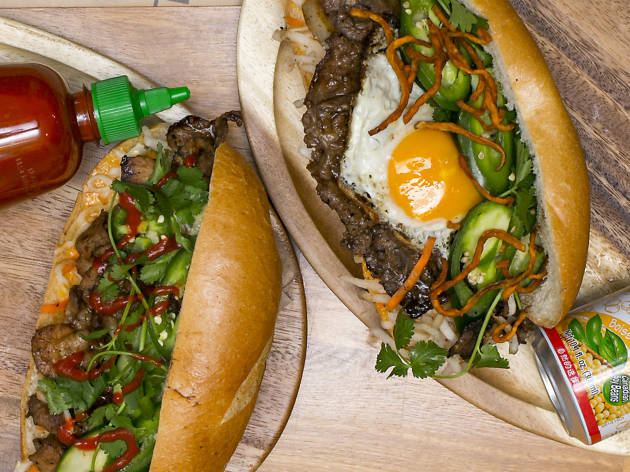 The best banh mi in Chicago