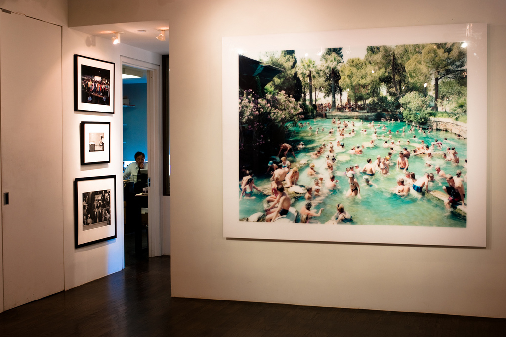 Best photography galleries in nyc