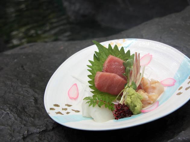 Iketeru Valentine's Day menu