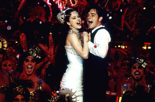 Valentine's at The Projector, Moulin Rouge!