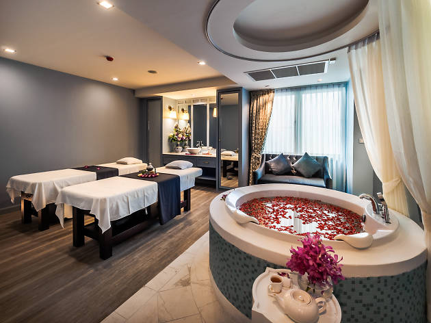 Treasure Spa Siam