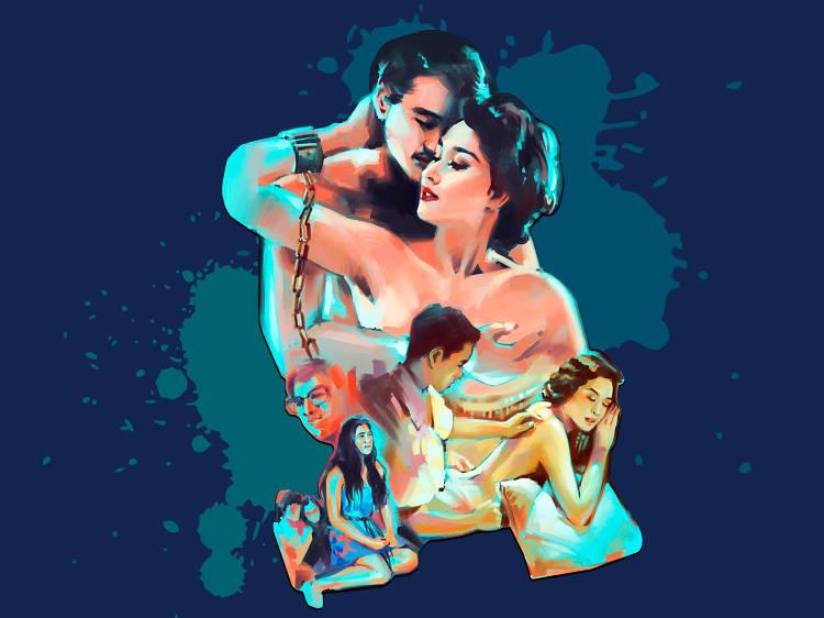 The evolution of sex in Thai films