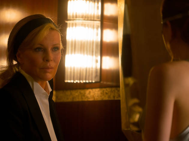 Kim Basinger in Fifty Shades Darker