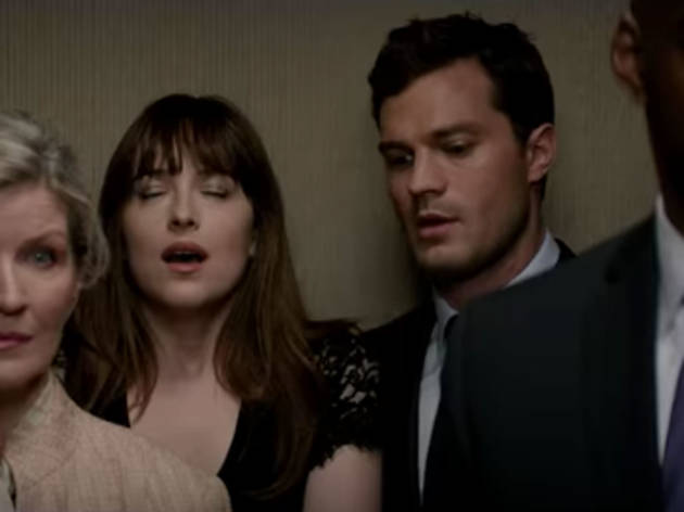 Fifty Shades Darker gets critical spanking