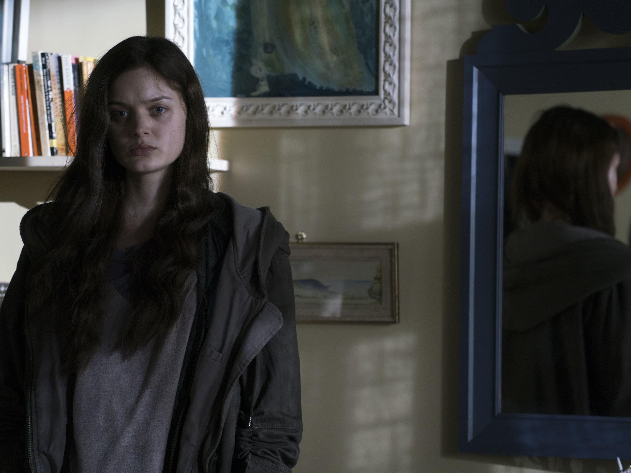 Bella Heathcote in Fifty Shades Darker