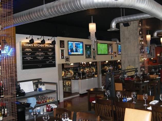 Sports Bar & Grill