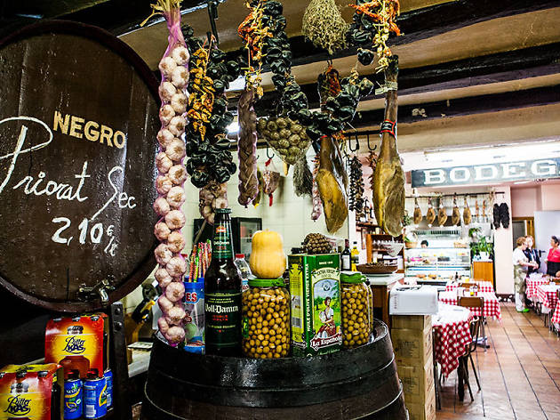 Bar Bodega Bartolí
