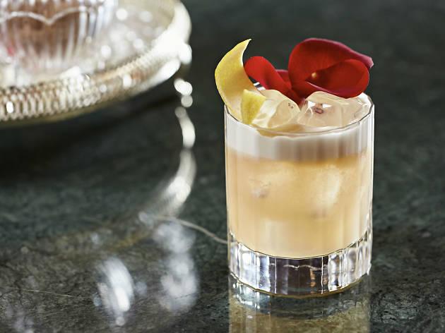 london's best pisco sours, k bar