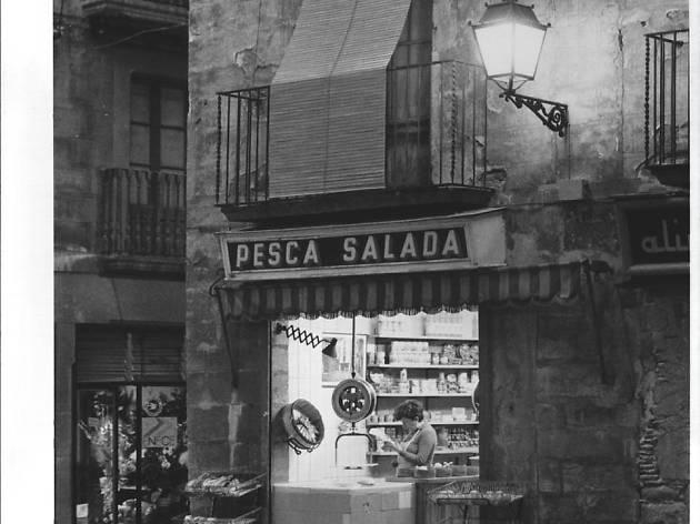 La bacallaneria de la plaça de les Castanyes