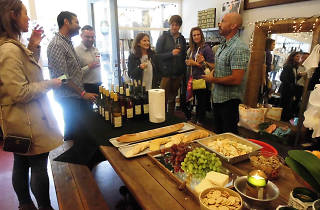 Polk Street Summer Wine Walk