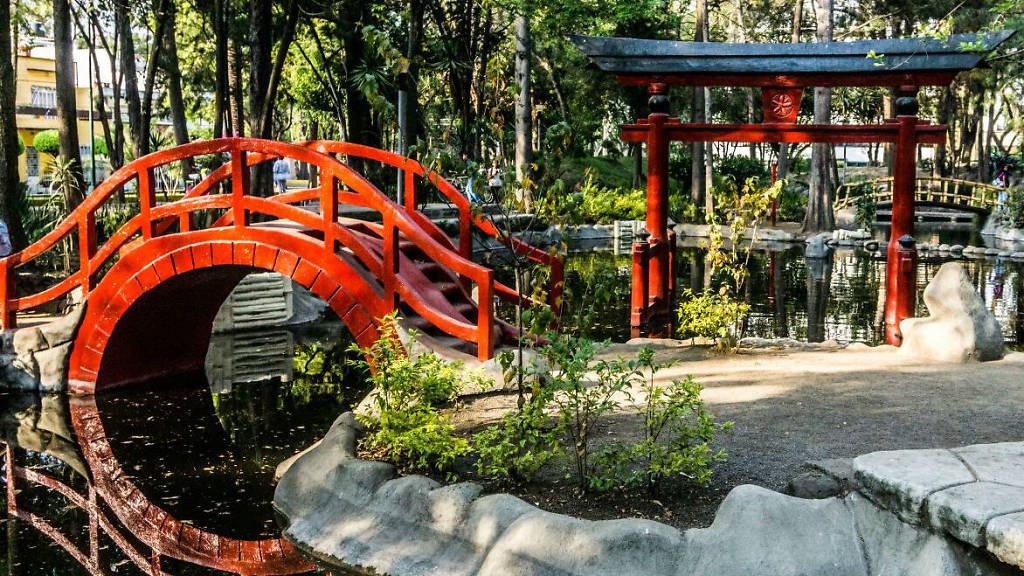Los 15 mejores parques en la CDMX