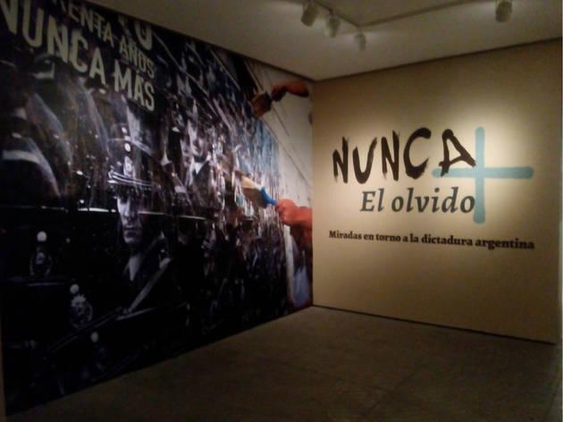 Nunca más el olvido (Foto: Mitzi Segura)