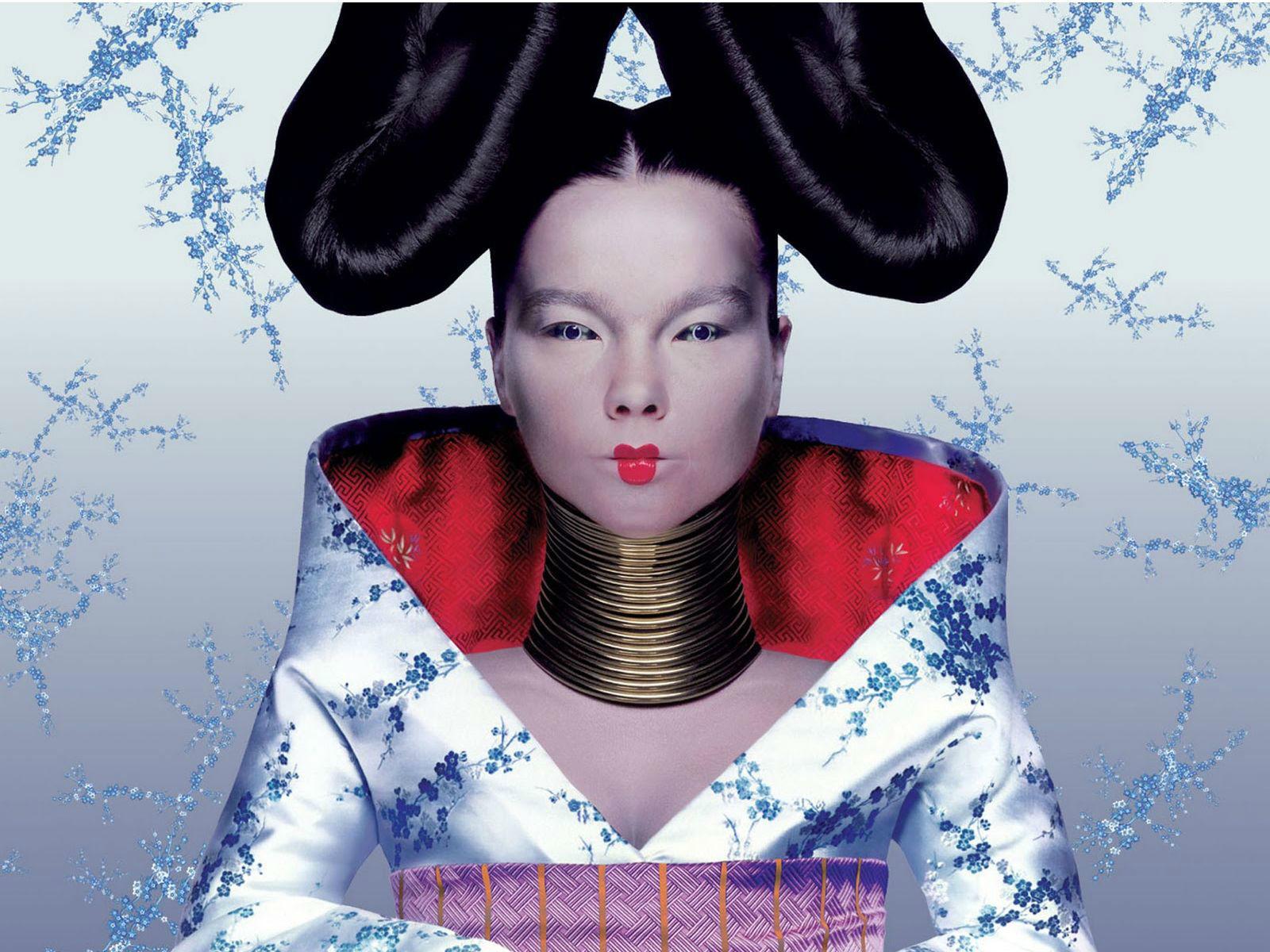 Partada del Homogenic de Björk