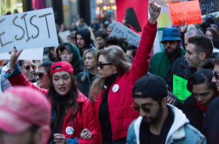 Here are the upcoming NYC protests against Trump's refugee ban