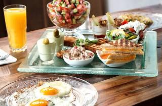 Café Yehoshua