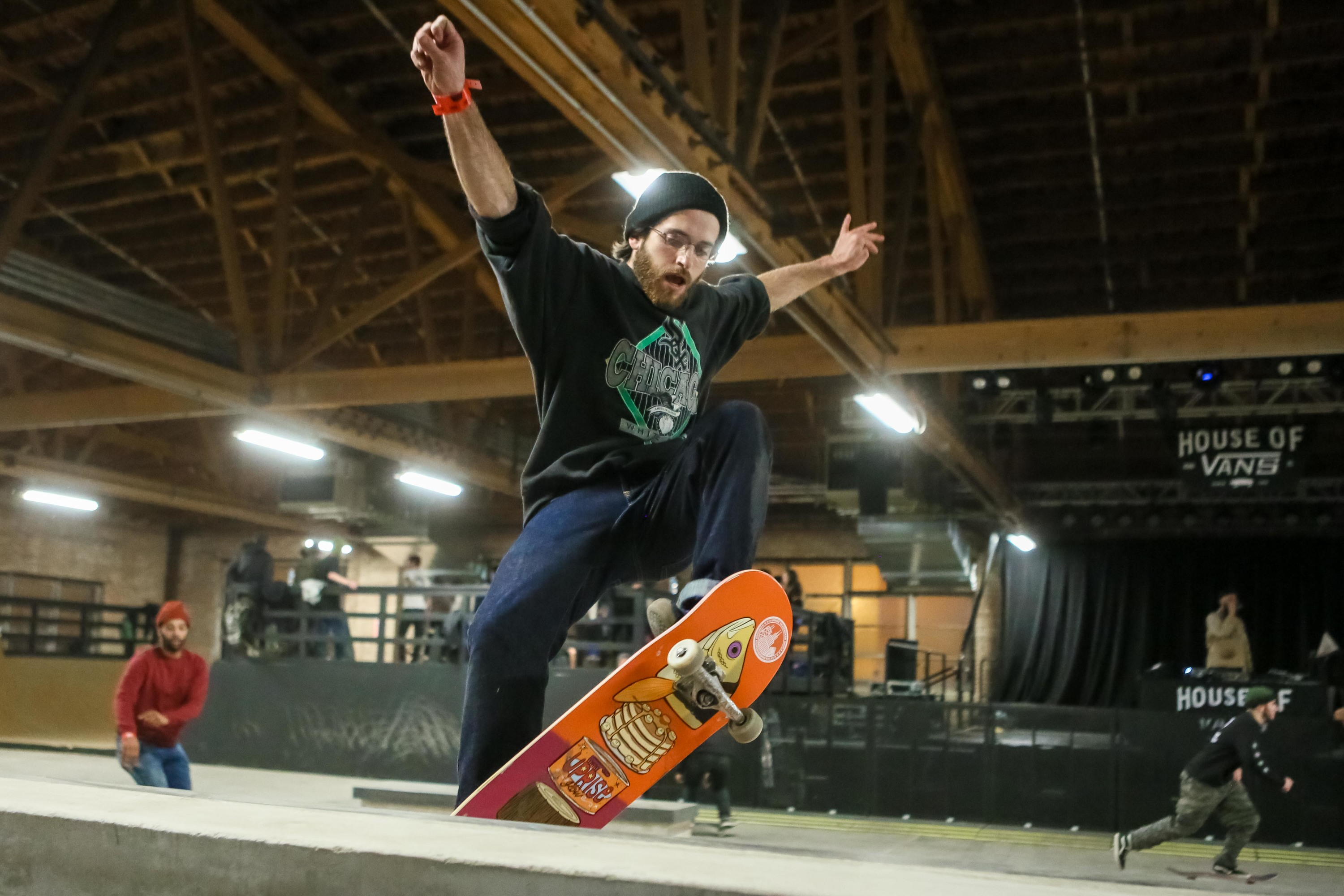 House of Vans launches free skate nights in March