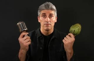 Juan Aroca. Ríe cantando