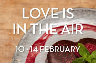 Love is in the Air at Coco Lounge