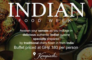Indian Food Week