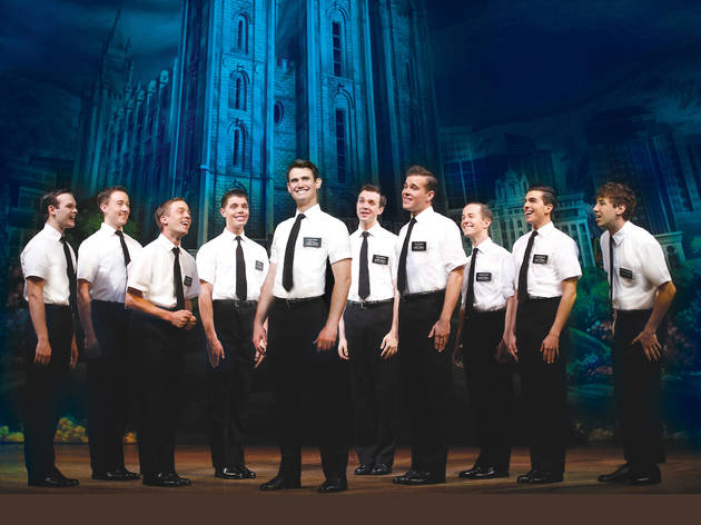 The Book of Mormon 2017 MEL 2 (Photograph: Jeff Busby)