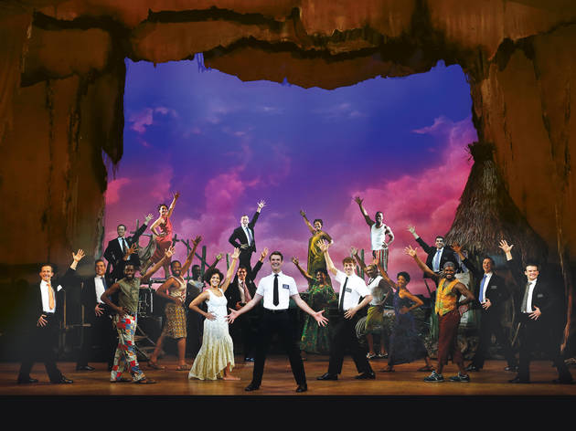 The Book of Mormon 2017 MEL 3 (Photograph: Jeff Busby)