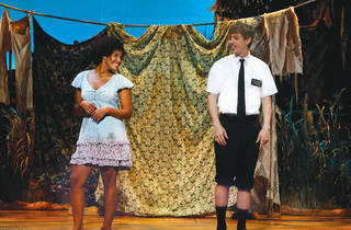 The Book of Mormon 2017 MEL 4 (Photograph: Jeff Busby)