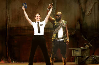 The Book of Mormon 2017 MEL 5 (Photograph: Jeff Busby)