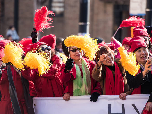 Argyle Street Lunar New Year Parade