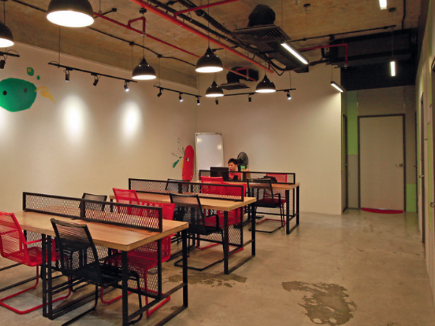 The Entrepreneurs' Lab