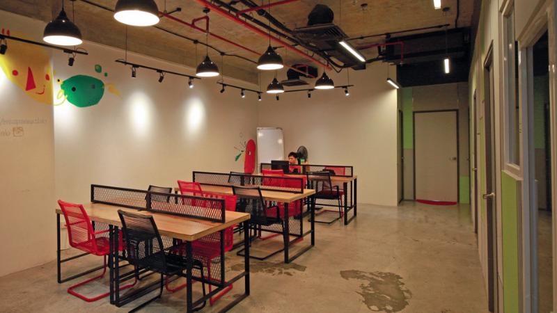 The Entrepreneurs' Lab