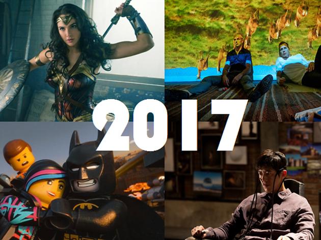 타임아웃이 선정한 2017년의 개봉 기대작 20