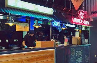Cortezo Yatai Market
