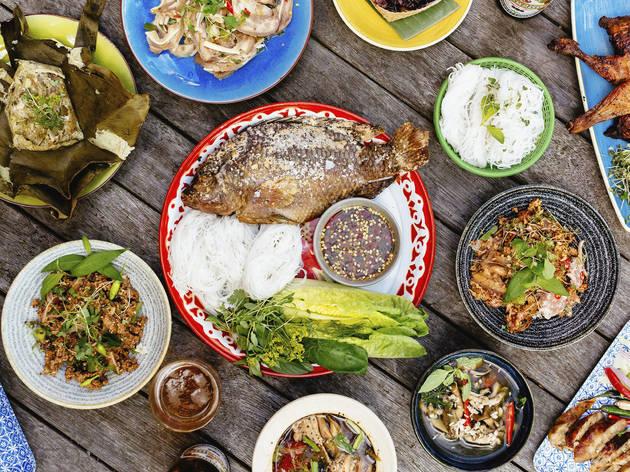 Lao Cafe Restaurants In Covent Garden London - Cuisine laotienne